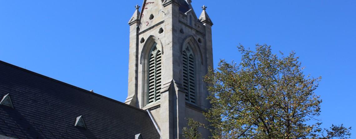 St. Luke's Spire